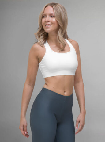 Custom All-Over Print Sports Bra