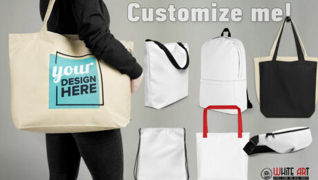 Customize me! Personalized Bags Bundle