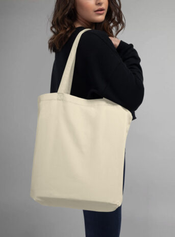 Custom ECO Tote Bag | Oyster