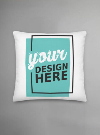Custom All-Over Print Premium Pillow | 18x18 inch