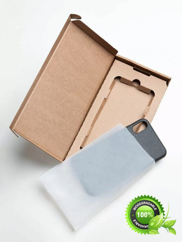 Biodegradable iPhone Case Package
