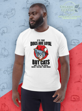 Cats and Drugs | Unisex ECO T-Shirt